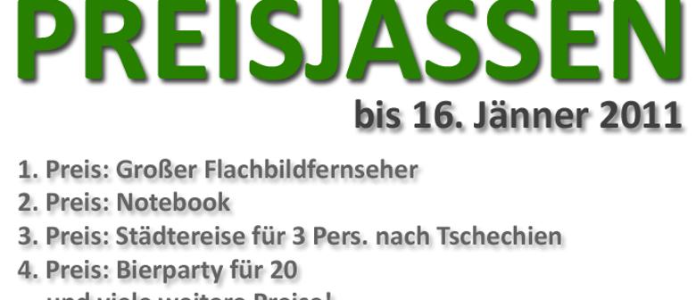 Großes FC Doren Preisjassen