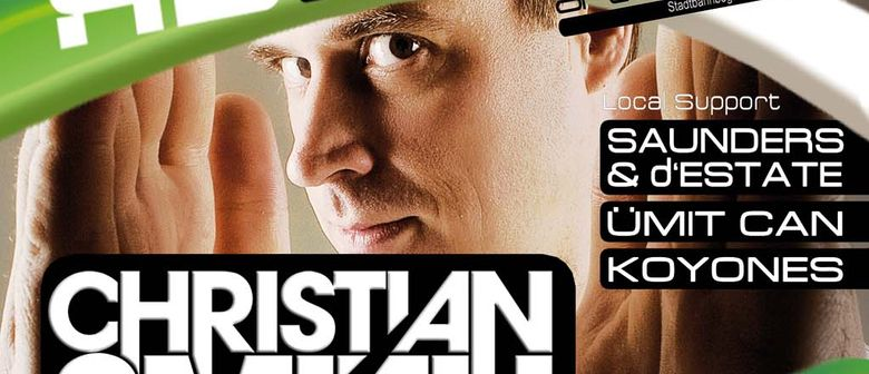 DJ-Legende Christian Smith