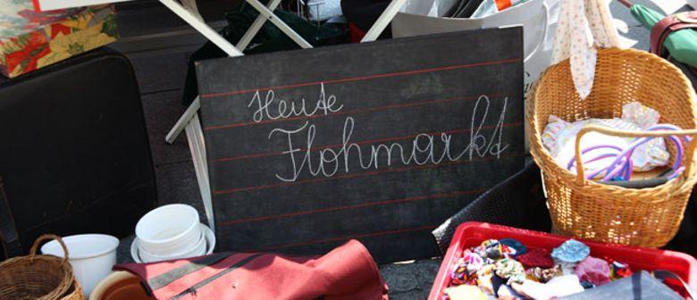 Großer Walgau Flohmarkt