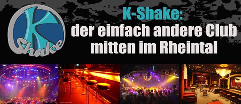 K-Shake goes Crazy