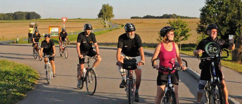 Mit dem Fahrrad am Grünen Band