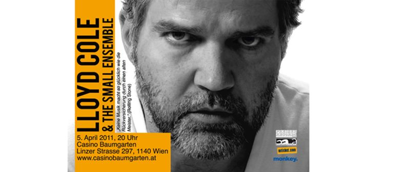Lloyd Cole & The Small Ensemble - Live In Concert