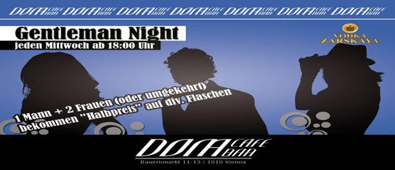 Gentleman Night