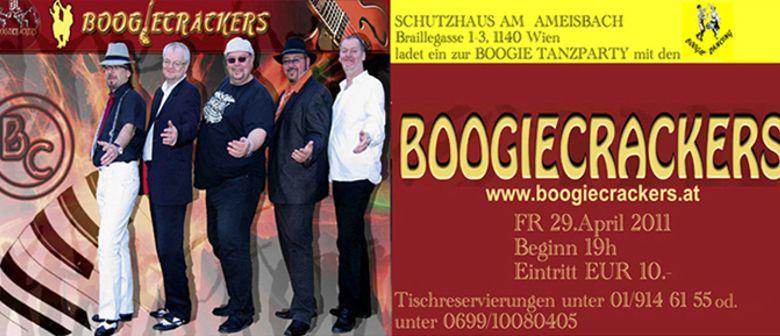 Boogiecrackers Konzert
