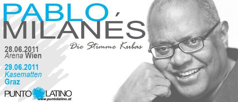 Pablo Milanes, die Stimme Kubas live in Wien