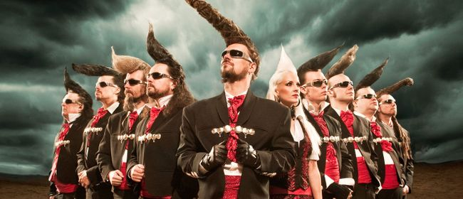 Leningrad Cowboys & Support The Tequila Sharks