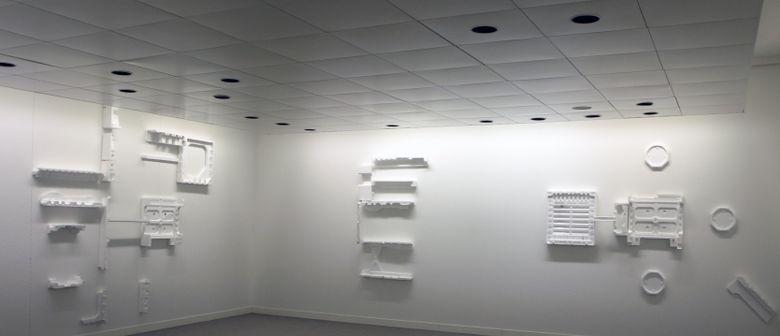 """Ausstellung Philipp Preuss: penthesilea 45"""""""