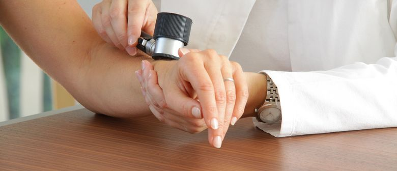 sun:watch Kostenlose Hautuntersuchung