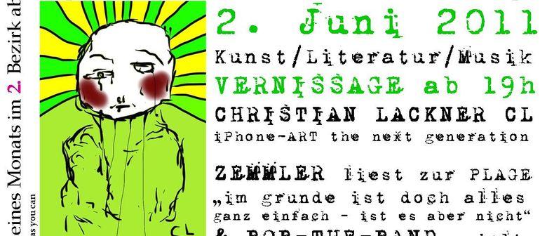 Christian Lackners Bildschöpfungen der neuen Generation