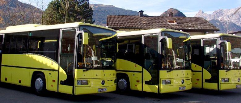 """""""Tag der offenen Tür"""" der neuen Busgarage von mbs Bus"""