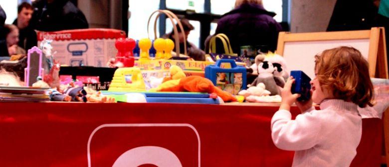 Kinder-Spielzeug-Flohmarkt