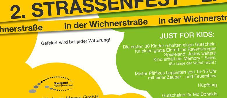 2. Wichnerstraßenfest in Höchst
