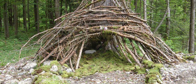 Holz I Weg - WaldArt - Kunst in der Natur