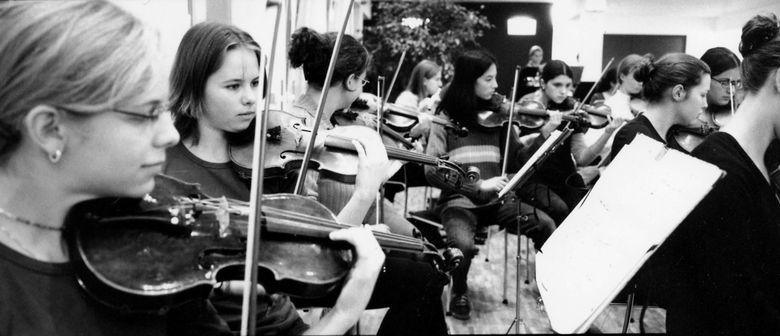 Festkonzert mit dem Jugendsinfonieorchester Dornbirn