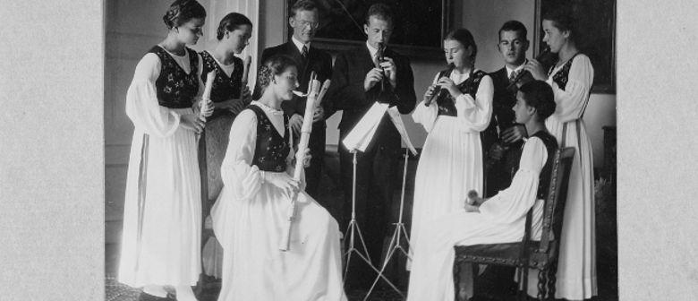 Die Trapp Familie - Realität und Sound of Music