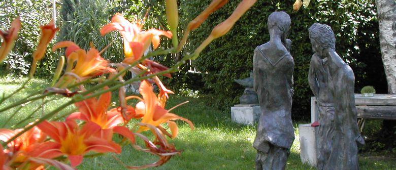 Kunst im Garten