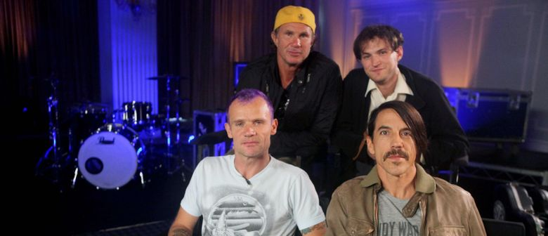 """Red Hot Chili Peppers"" - live im Kino"