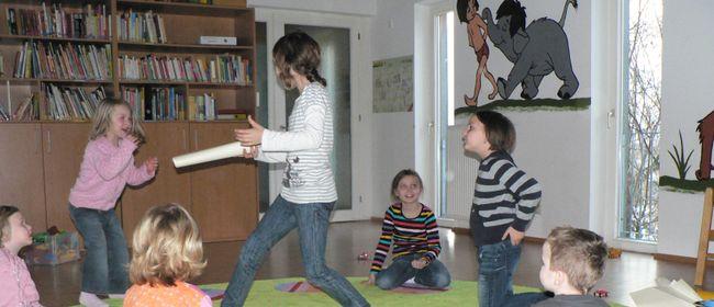 Eltern-Kind-Treff (Frühstückstreff) offene Gruppe