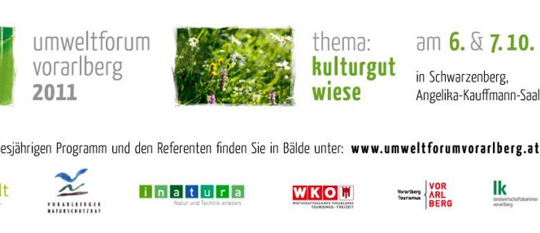 Umweltforum Vorarlberg 2011