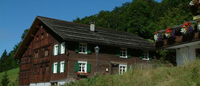 Heimatmuseum Großes Walsertal